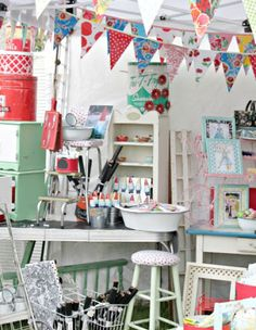 8 ideas for a craft booth display