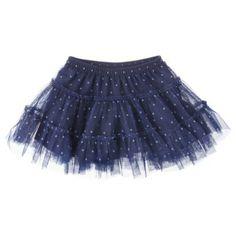 Cherokee® Infant Toddler Girls' Full Skirt