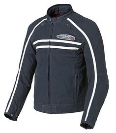 Triumph unveils the world's fastest riding jacket - http://motorcycleindustry.co.uk/triumph-unveils-worlds-fastest-riding-jacket/ - Triumph