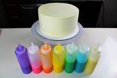 I've been asked several times about what the colored drips are on my cakes, and I figured it's time for me to post the recipe I use. I always use the same white chocolate ganache base, …