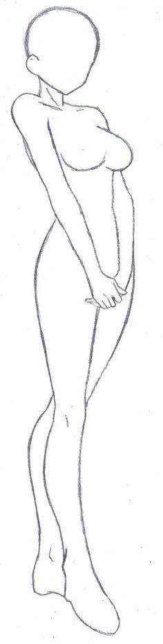 Body Frame 7 by Beta-Type-Jakuri.deviantart.com on @deviantART