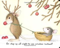 House illustration cute mice 51 Ideas for 2020 Illustration Mignonne, Illustration Noel, Christmas Illustration, Illustrations, Noel Christmas, Christmas Pictures, Vintage Christmas, Christmas Crafts, Xmas