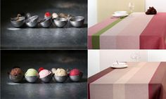 TIME COLOR #fabric #tablecloth #design #store #MadeInItaly http://www.districtvenetodesign.com/