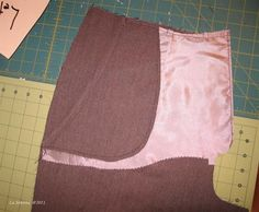La Sewista!: Flat Lining, Part Two, Fly Front, Pockets and Stay