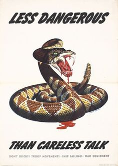 "via #IVPDA member Poster Connection ""Today is #NationalSerpentDay #Snakes #NationalSerpentDay #VintagePoster #VintagePosters #vintage #poster #posters #graphics #fun #art #cool #design #graphicdesign #originalposter #posterconnection #artoftheday #graphic #picofhteday #paper #vintagefinds  https://posterspotlight.wordpress.com/"""