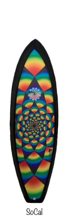 Cosmic surfboards by Concepts | Gary McNeill Concepts