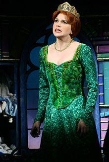Princess Fiona  -Shrek