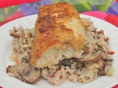 Chicken and Wild Rice Casserole Recipe: Chicken and Wild Rice Casserole