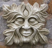 Have a look at this Stone Face Garden Ornament Small Bacchus page from the Green Man Garden Ornaments department at Marble Inspiration
