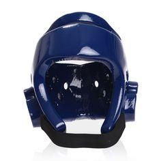 Professional Fitness Sport Safety Helmet Punch Taekwondo Kick Boxing Karate Heet Head Guard Gear Sparring Protector S-XL