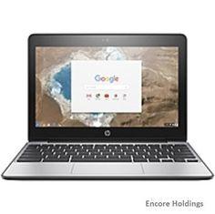 """HP X9U02UT 11.6"""" Chromebook Dual-core (2 Core) 1.60 GHz 4 GB Ram Chrome OS"""