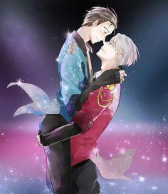 Viktor Nikiforov x Yuuri Katsuki / Viktuuri / Yuri on Ice / YOI