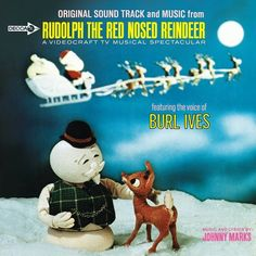 Burl Ives - Rudolph The Red Nosed Reindeer - Original Soundtrack And Music on LP
