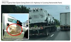 Alert United Nations Control Armored Vehicles Dispatched In U S By Last Week