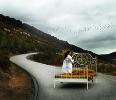 Surreal Photography by Rebeca Cygnus - Cruzine Surrealism Photography, Fantasy Photography, Amazing Photography, Surreal Photos, Surreal Art, Dreams And Nightmares, Portraits, Photo Manipulation, Graphic Design Inspiration