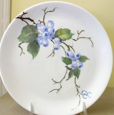 COOL Blueberries   ARTchat - Porcelain Art Plus (formerly Chatty Teachers & Artists)
