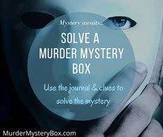 Put your detective skills to the test. Free shipping.  #mystery #murdermystery #murdermysterybox #mysterybox #murderbox #killerbox #subscription #murdermysterysubscription #subscriptionbox #investigate #adventure #subscribe #detective #clue #evidence #interactive #solve #case #crime #truecrime #cozymystery #journal #freeshipping #murdermysteryinabox #gift #giftideas #adventures #reading #books Cozy Mysteries, Mystery Box, Reading Books, True Crime, Happenings, Investigations, Detective, Journal, Shit Happens