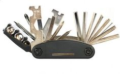 RockBros Bicycle Repair Tool Pocket Multi Function Convenient Folding Tool