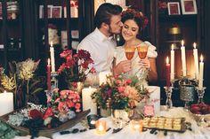 Boho chique - Um dia de mini wedding