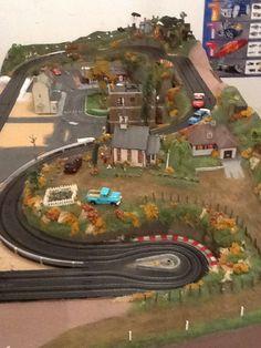 Afx slot car track