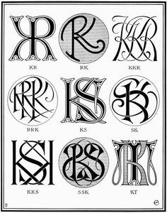 PLATE LXXIX—KR, KS, KT