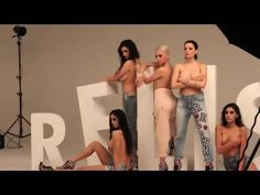 RELISH - Backstage Campaign Spring/Summer 2016