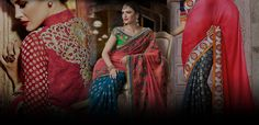 Saris, the most elegant and feminine piece of clothing in which every woman look gorgeous. This 5 to a 9-yard long piece of clothing can be worn for daily as well party wear. They come in variety and forms. Read More...https://femaleaddablog.wordpress.com/2016/05/10/types-of-sari-in-indian-women-wardrobe/