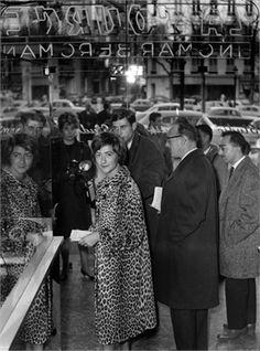 Francoise Sagan Dicembre 1960  © Getty Images