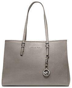 MICHAEL Michael Kors Jet Set Travel East West Tote - Designer Handbags - Handbags & Accessories - Macy's