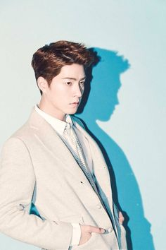 Image via We Heart It #Jonghyun #korean #kpop #model #suit #hongjonghyun #hongjonghyun