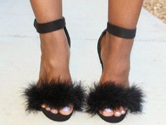 Just Mariklo: Fur Heels D.I.Y.