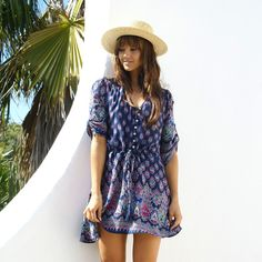 The Oracle Sundress available at Taylor-Ashley.com