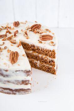 Baking Recipes, Cake Recipes, Buckwheat Cake, Salty Cake, Cake With Cream Cheese, Food Cakes, Savoury Cake, Clean Eating Snacks, Cake Cookies