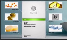 We are the premier comprehensive anti-aging company. Addressing the aging brain!!