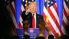"""Donald Trump arremete contra la 'CNN' y 'BuzzFeed' y les veta en la rueda de prensa      El próximo presidente de EE.UU. se enfrenta a los periodistas de los medios que han publicado sobre el chantaje de Rusia: """"Sois basura y productores de noticias falsas"""""""