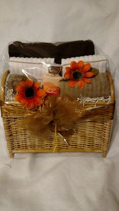 Items for the bath, Gift Basket, $23.50