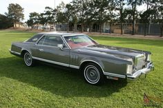Lincoln Continental Mark V | Lincoln Continental MK V 1978 in Adelaide, SA for sale