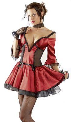 Minikleid Burlesque, Gr. M ab 26,63€ direkt kaufen oder zu deinem Wunschpreis bei Amazon.