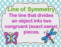 Spring Symmetry Freebie