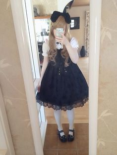 Get this look: http://lb.nu/look/6108851  More looks by Louise: http://lb.nu/meltcandy  Items in this look:  Angelic Pretty Holy Lantern, Angelic Pretty Blouse, Baby, The Stars Shine Bright Lucky Pack Headbow, H&M Star Clips, Angelic Pretty Otk, Bodyline Heart Buckle