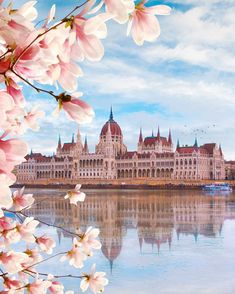 Budapest, Stunning View, Eastern Europe, Hungary, Places To Travel, Places Ive Been, Taj Mahal, Scenery, World