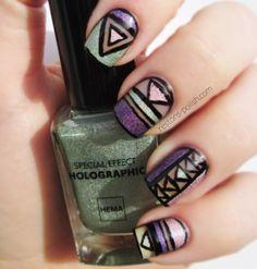 Restons polish #nail #nails #nailart