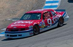 DAVID*S & NASCAR Cars @ Laguna Seca