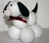 How You Can Make a Dog Using Golfballs: How to Make a Golf Ball Dog