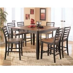 509 Bandwidth Limit Exceeded Counter Height Dining TableDining