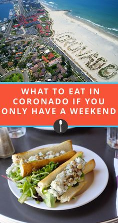 to Eat in Coronado If You Only Have a Weekend, As Told by a Local All the must-try restaurants in Coronado, California.All the must-try restaurants in Coronado, California. Coronado Restaurants, Hotel Coronado, Coronado San Diego, Coronado Beach, San Diego Restaurants, San Diego Area, San Diego Beach, San Diego Food, San Diego Vacation