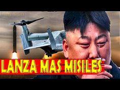 corea del norte lanza otro misil kim jong un estados unidos trump EEUU r...