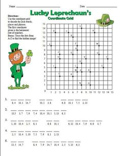 St Patrick's Day Worksheets from Smarty Buddy App Team
