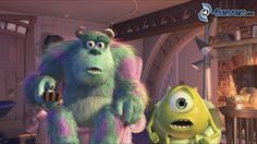 Monsters Inc Randall  Bing Images  Vanish into Make Believe