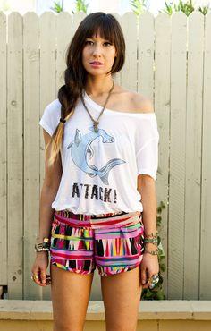 Want these mumu shorts!
